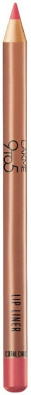 Lakme 9 to 5 Lip Liner(Coral Chic)