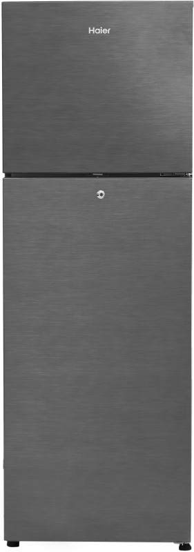 HAIER HRF 3304BS R E 310Ltr Double Door Refrigerator