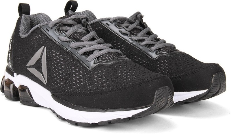 Reebok JET DASHRIDE 5.0 Running Shoes(Black)