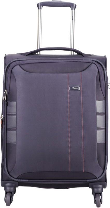V.I.P. Pioneer 4W EXP Strolly 59Cm Cabin Luggage - 24 inch(Purple)