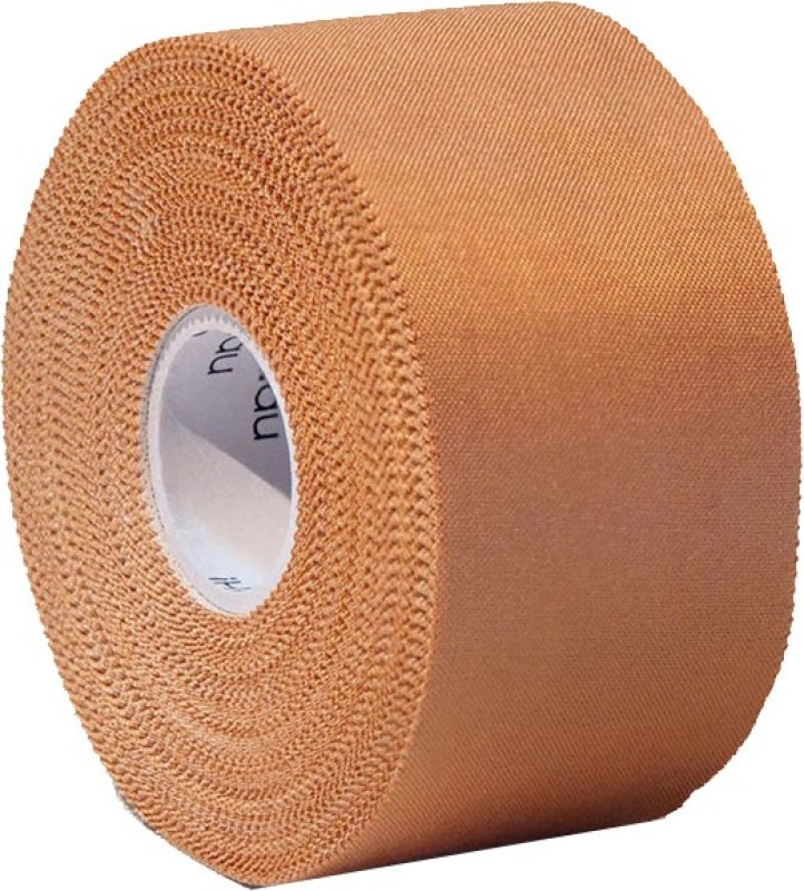 acco Rigid Tape (3.8cm W X 13.7m) Injury Tape(Beige)