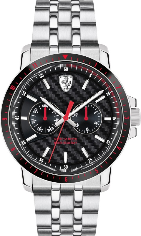 Scuderia Ferrari 0830453 TURBO Watch - For Men