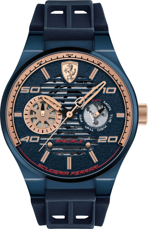 Scuderia Ferrari 0830459 SPECIALE Men's Watch image.