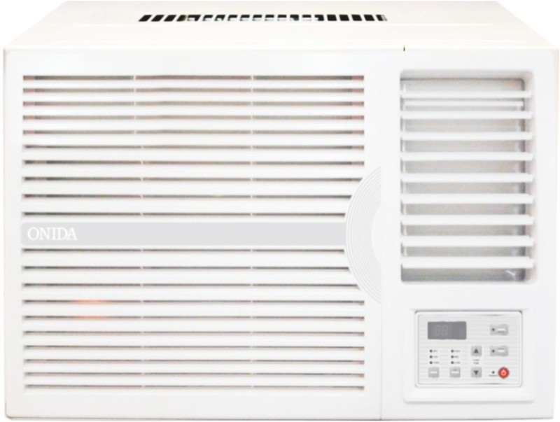 Onida 1.5 Ton 5 Star Window AC - White(WA185FLT, Copper Condenser)