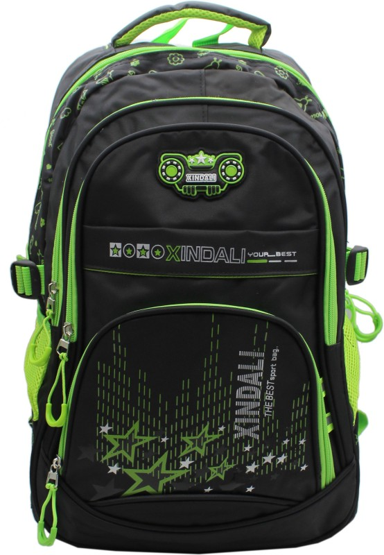 Trendy M898 Green 5 L Backpack(Green)
