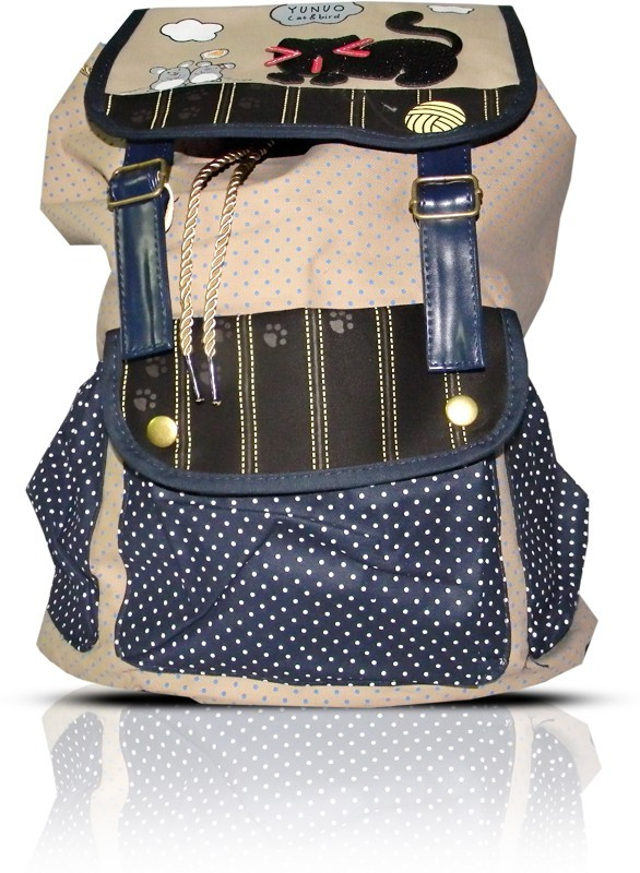 BELLISSIMO Bags_2 Backpack(Multicolor, 12)