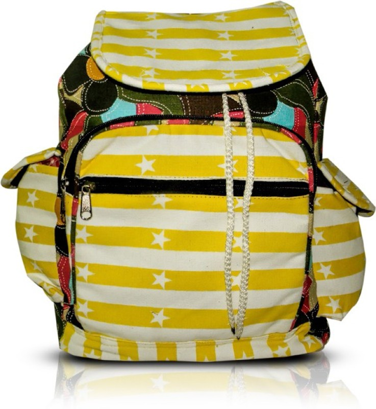 BELLISSIMO Bags_6 Backpack(Multicolor, 12)