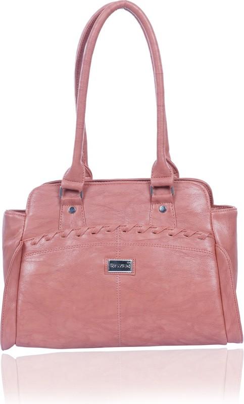 Rozen Women Pink Shoulder Bag