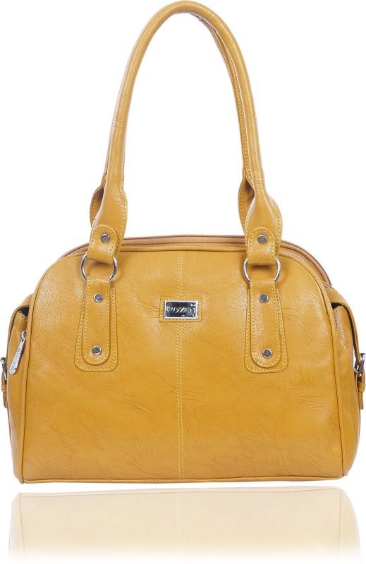 Rozen Women Gold Shoulder Bag