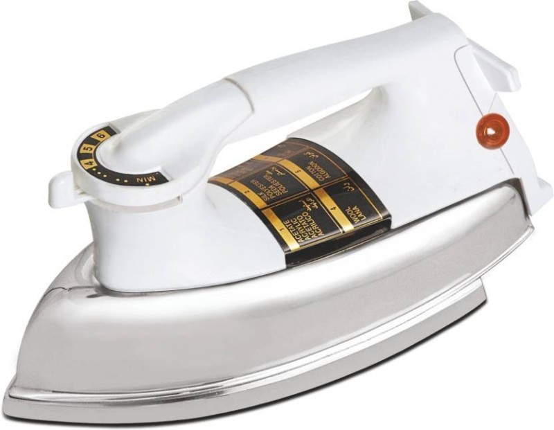 Grind Sapphire UniTouch Plancha Heavy Weight Dry Iron(Multicolor)