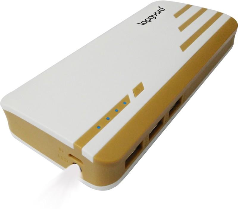 Lapguard Sailing1530-11K 11000 mAh Power Bank(White, Gold, Lithium-ion)