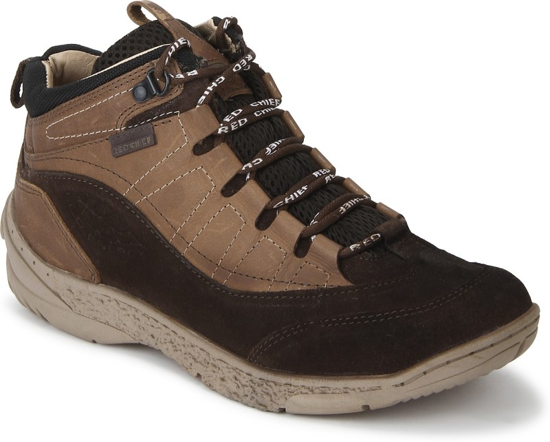 Red Chief RC3081 Casuals For Men(Tan)