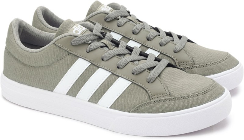 ADIDAS NEO VS SET Sneakers For Men(Beige)