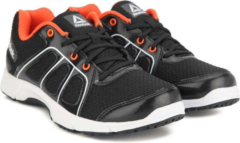 REEBOK FAST N QUICK Running Shoes For Men(Black, Orange)