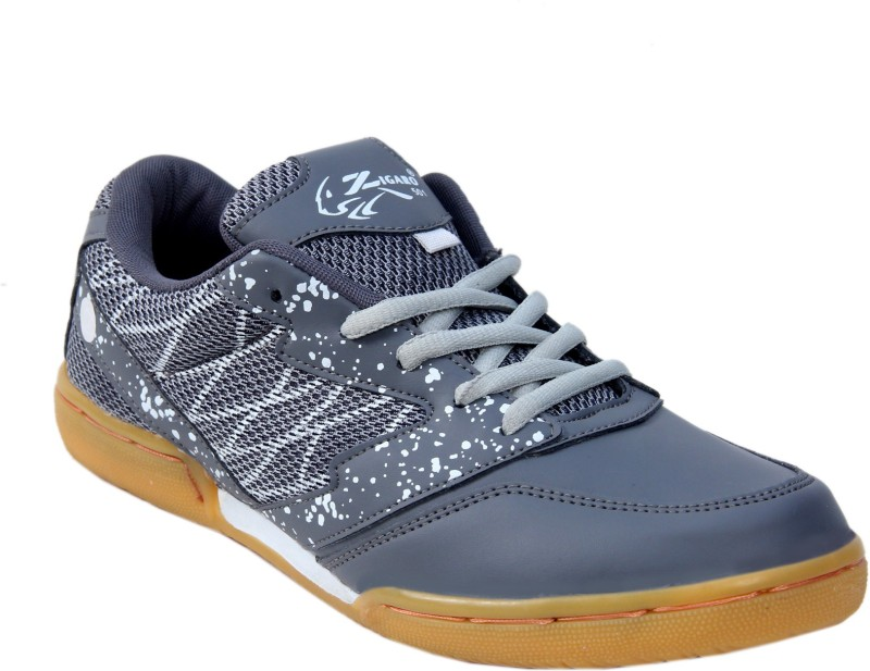 Zigaro Badminton Shoes(Grey)