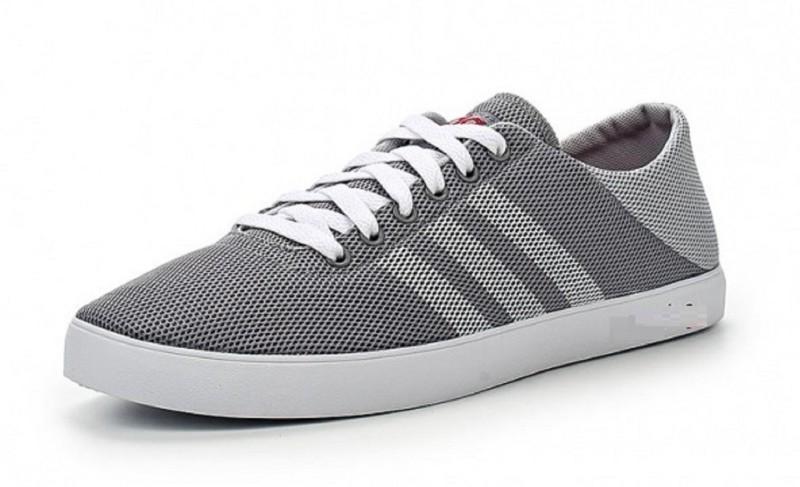Adibon Neo 1 flat by Adi Running Shoes(Grey)
