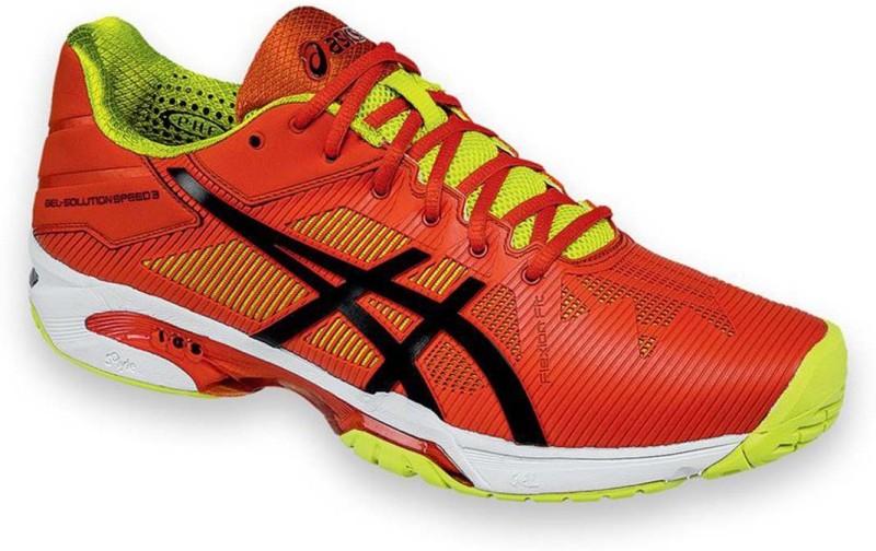 Asics GEL-SOLUTION SPEED Running Shoes(Black)