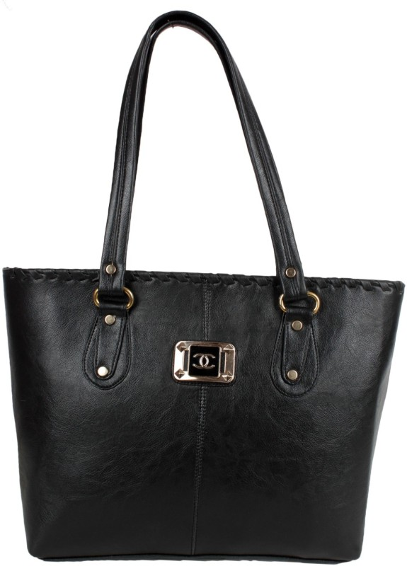 Ruhi's Creations Women Black Shoulder Bag