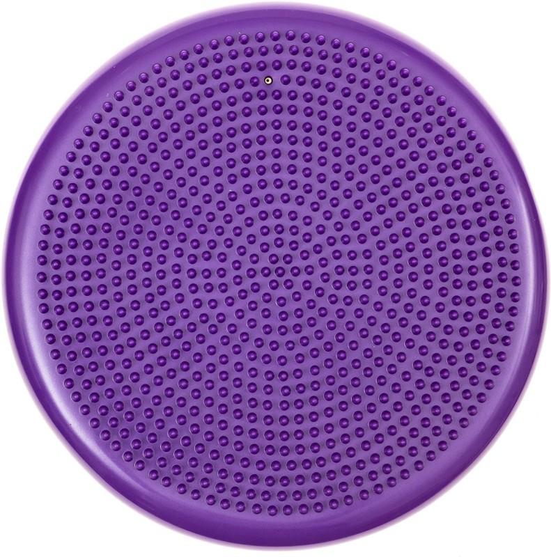 Iris Inflated Stability Balance Cushion Balance Disc Fitness Balance Board(Multicolor)