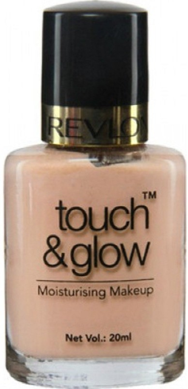 Revlon Ivory Mist Foundation(Brown, 20 ml)