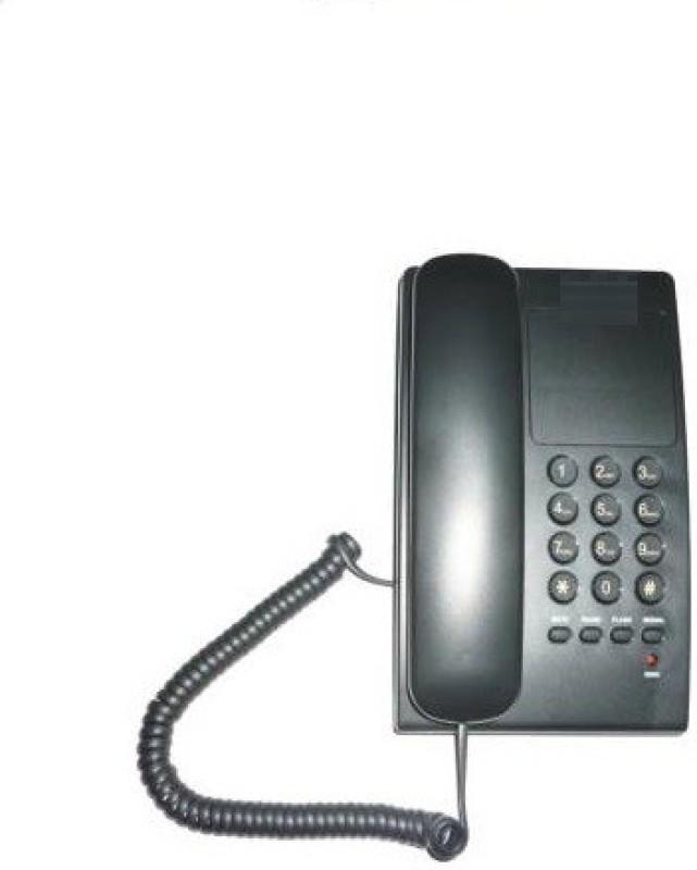 Magic BT-M17 Corded Landline Phone(Black & White)