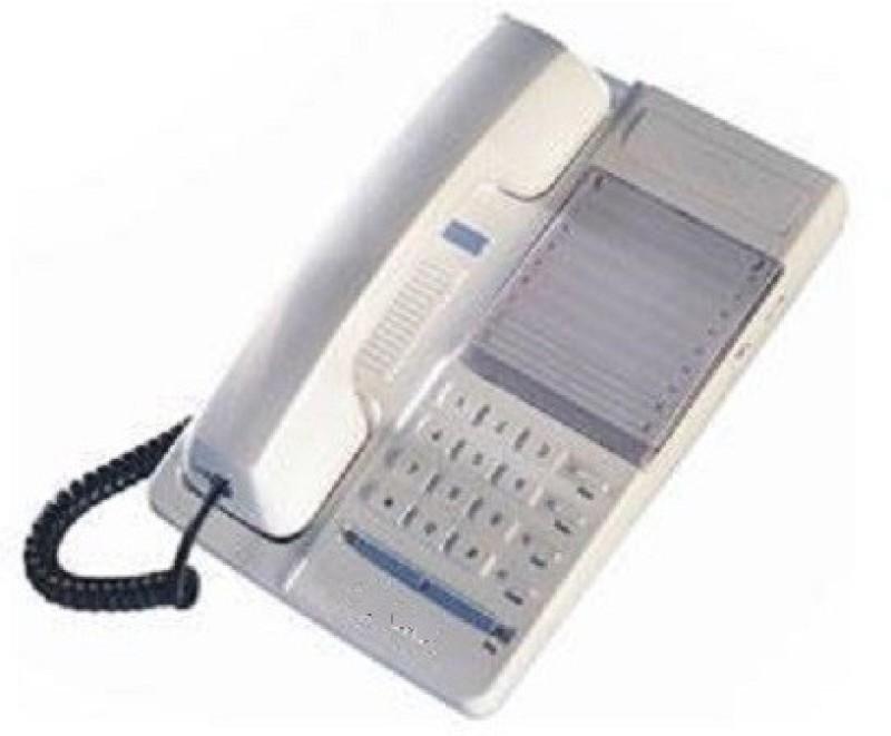 Magic BT-B70 Corded Landline Phone(Black & White)