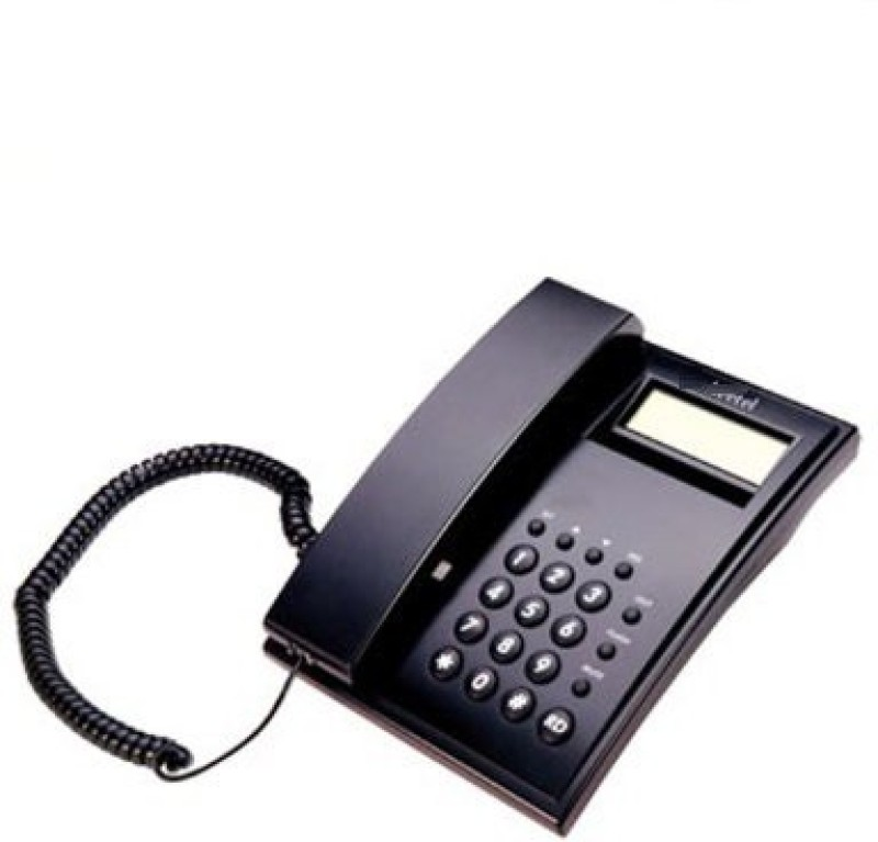 Magic BT-M51B Corded Landline Phone(Black)