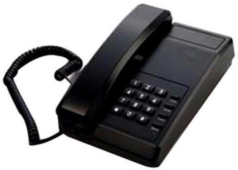 Magic BT-C11 Corded Landline Phone(Black & White)