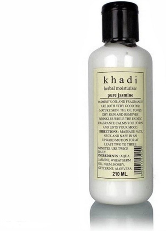 Khadi Natural Pure Jasmine Moisturizer(420 ml)