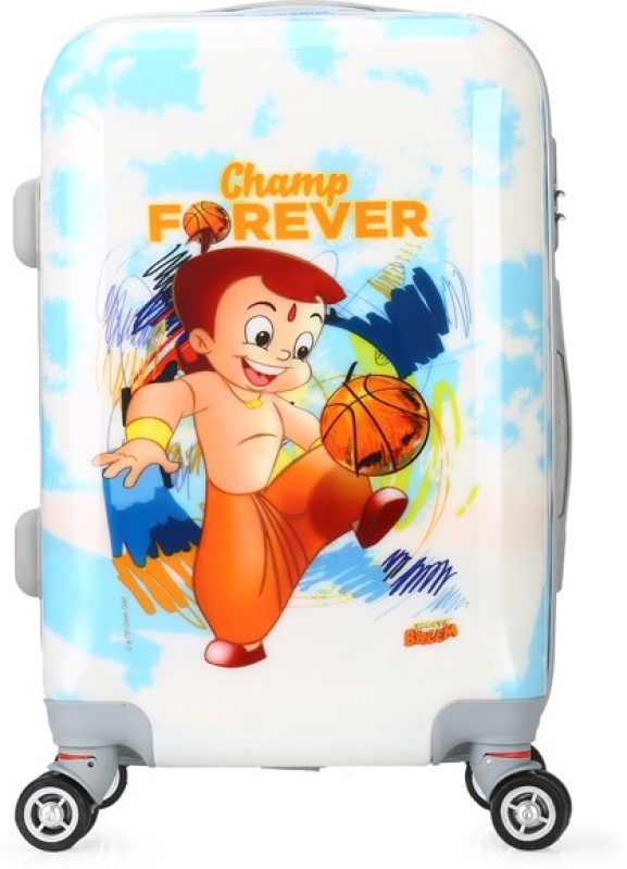 Fortune Chhota Bheem Champ Cabin Luggage - 20 inch(Multicolor)