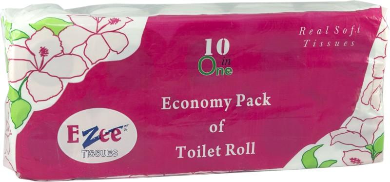 Ezee EZTR-10 10 Toilet Paper Roll