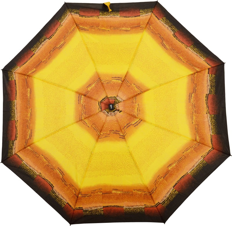 VIiceberg Viceberg Compact Designer Umbrella (Full Automa) Umbrella (Multicolour) (VB-384BY) Umbrella(Multicolor)