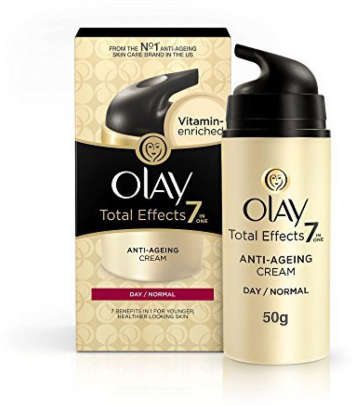 Olay Total Effect Anti-Ageing Cream - Day/Normal(50 g)