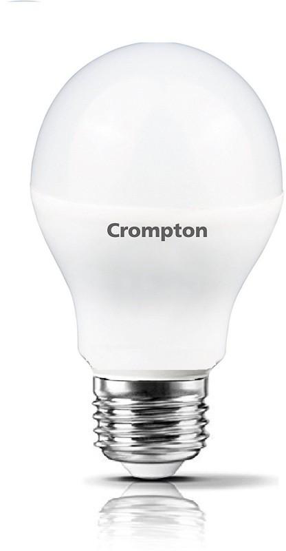 Crompton 3 W Standard E27 LED Bulb(White)