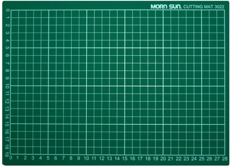 Mornsun A4 Size Cutting Mat(22 cm x 30 cm)