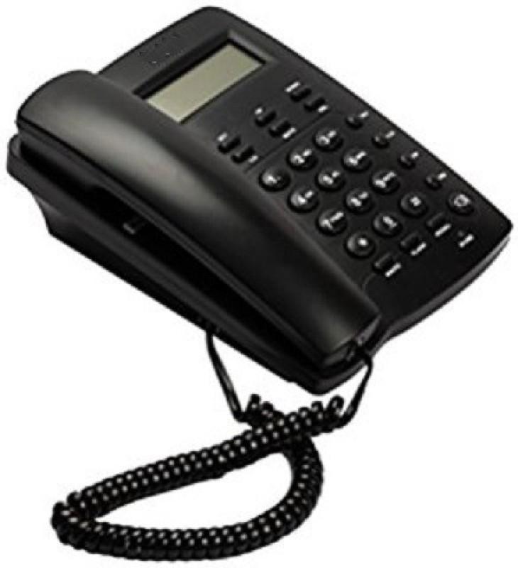 Magic BT-M53N-5 Corded Landline Phone(Black)