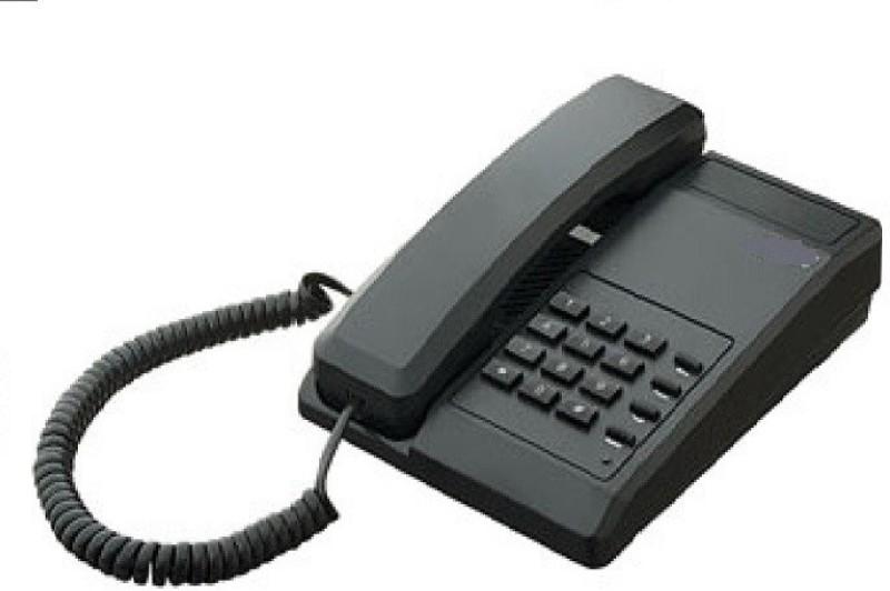 Magic BT-B11-7 Corded Landline Phone(Black)
