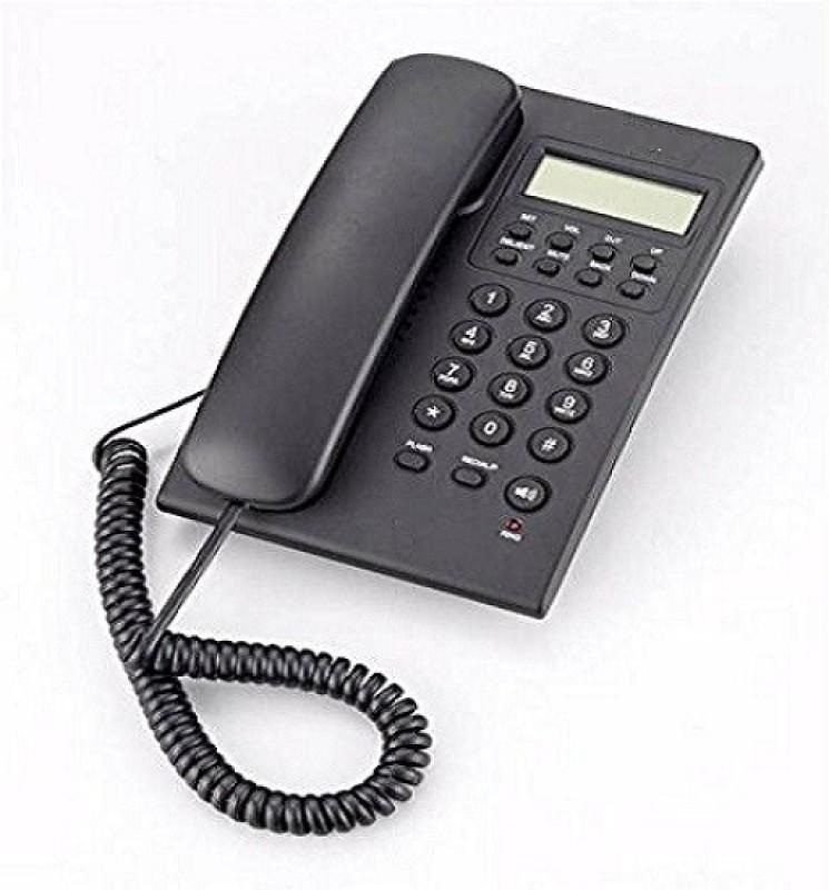 Magic BT-M18-2 Corded Landline Phone(Black)