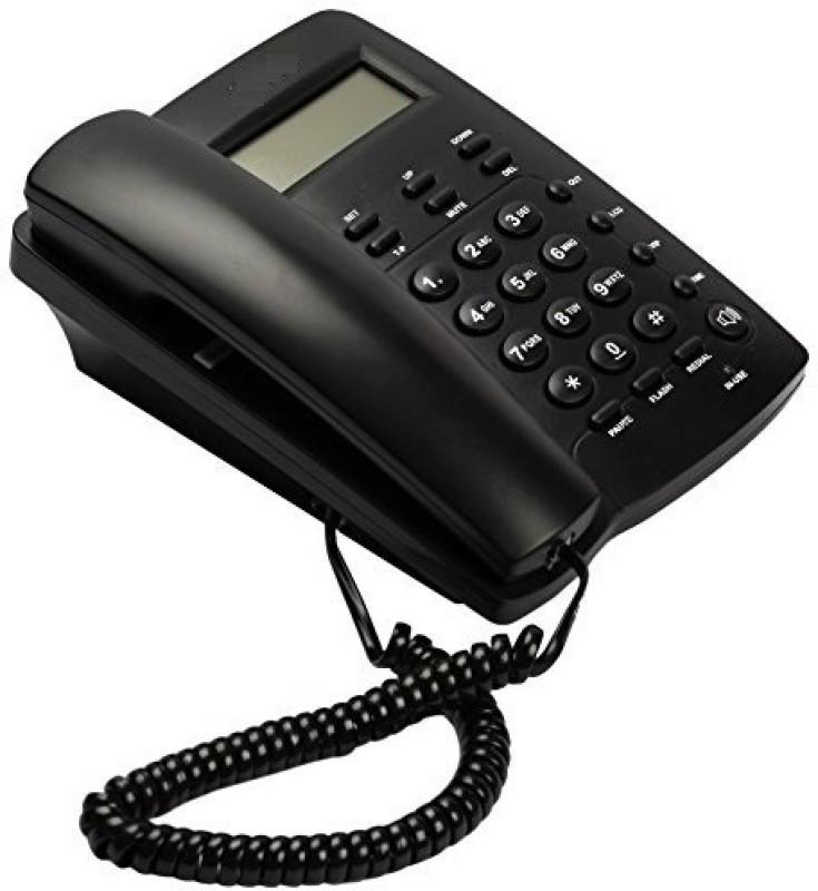 Magic BT-M56-6 Corded Landline Phone(Black)