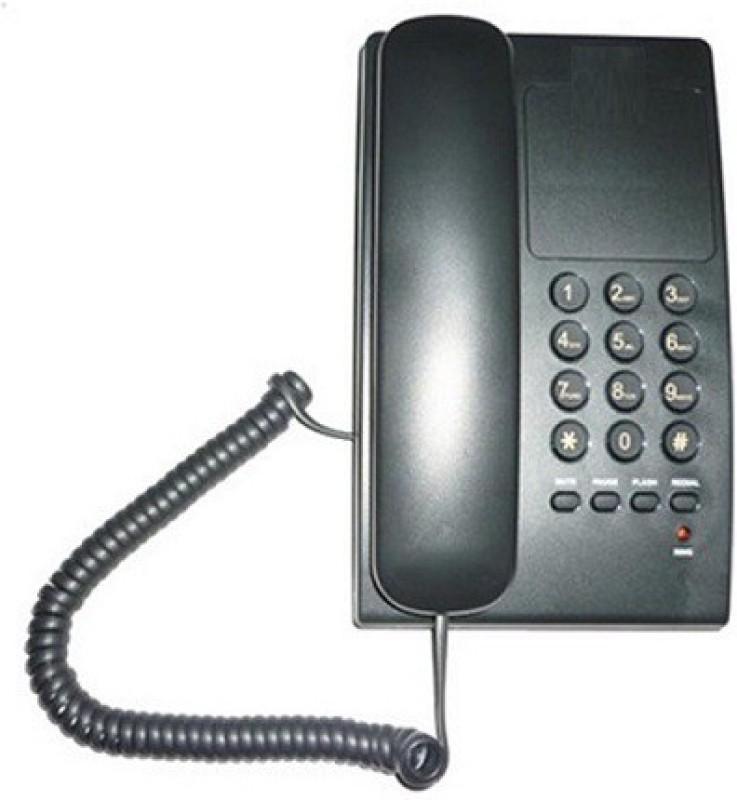Magic BT-B17-B Corded Landline Phone(Black)