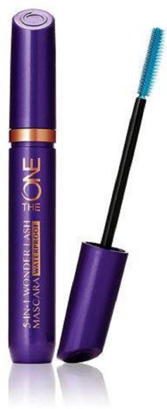 Oriflame Sweden The ONE 5-in-1 Wonder Lash Waterproof Mascara (Black) 8 ml(Black)