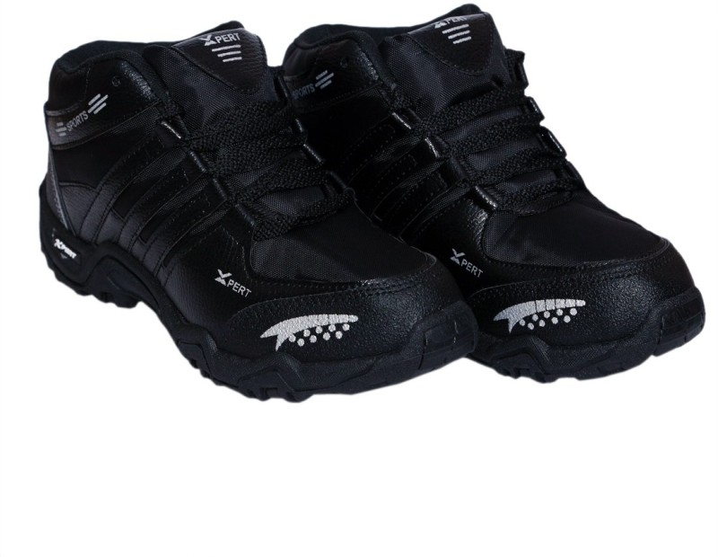 Xpert michael01. Hiking & Trekking Shoes(Black)