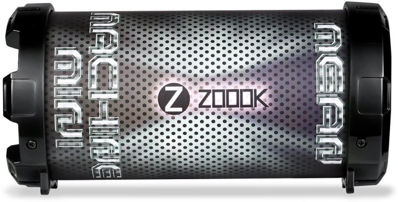 Zoook ZB-ROCKER M3 MEAN MACHINE MINI 8 W Bluetooth Speaker(Black, 2.1 Channel)