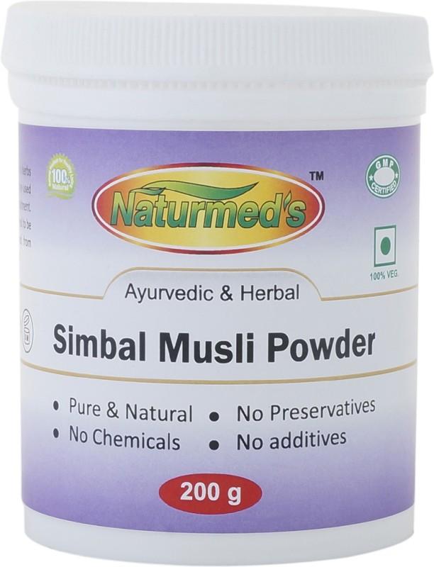 Naturmed's Naturmed's Simbal Musli Powder 200 Grams Jar(200 g)