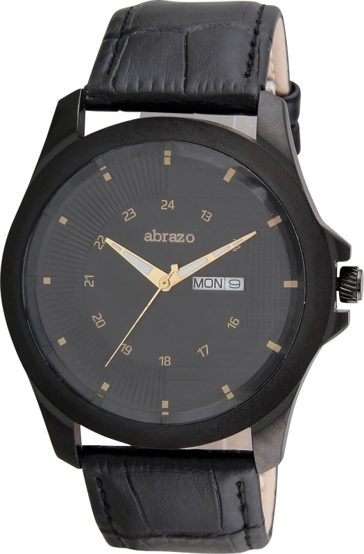 abrazo AB-NW-WT-MN-DD-BL Analog Watch - For Men