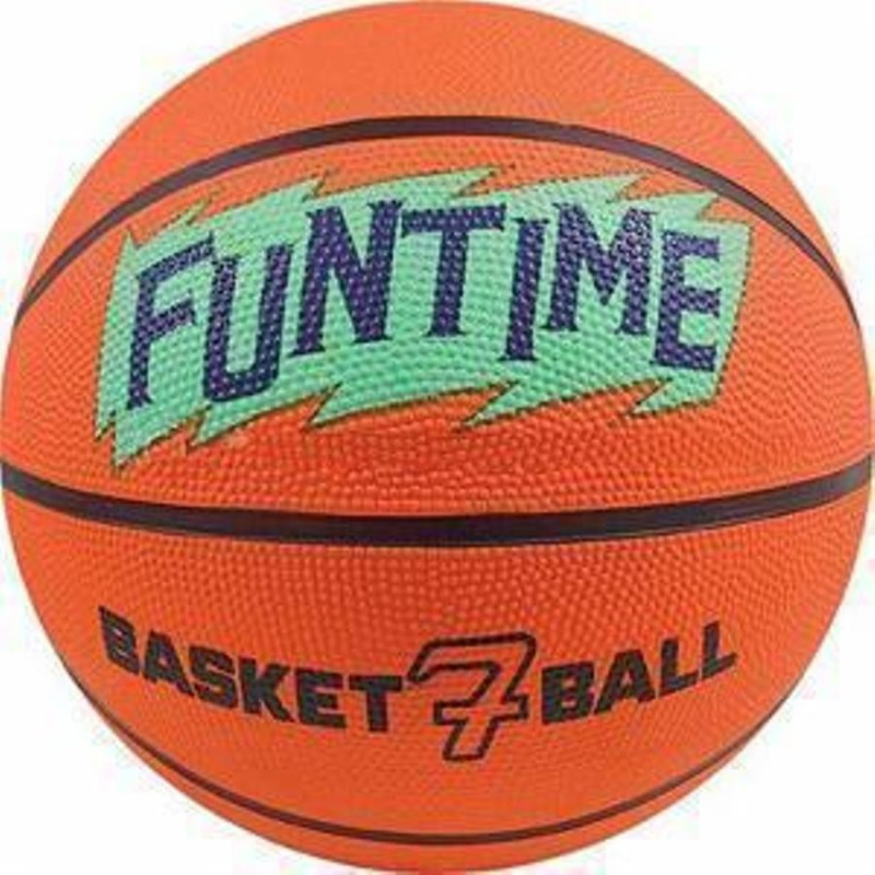 Cosco Funtime Basketball - Size: 7(Pack of 1, Orange)