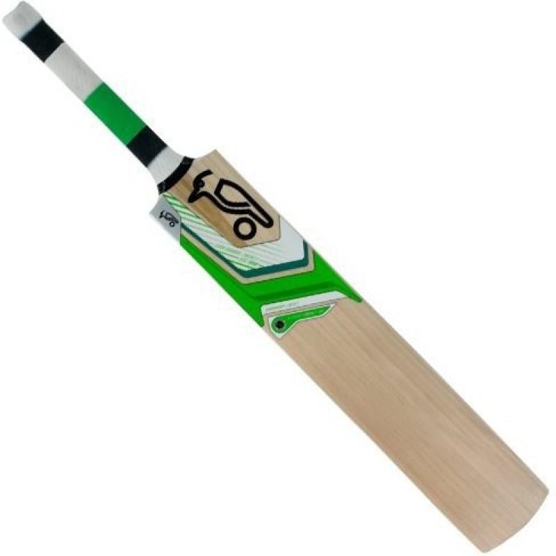 KOOKABURRA kahuna poplar willow tennis bat Poplar Willow Cricket Bat(Short Handle, 1 kg)