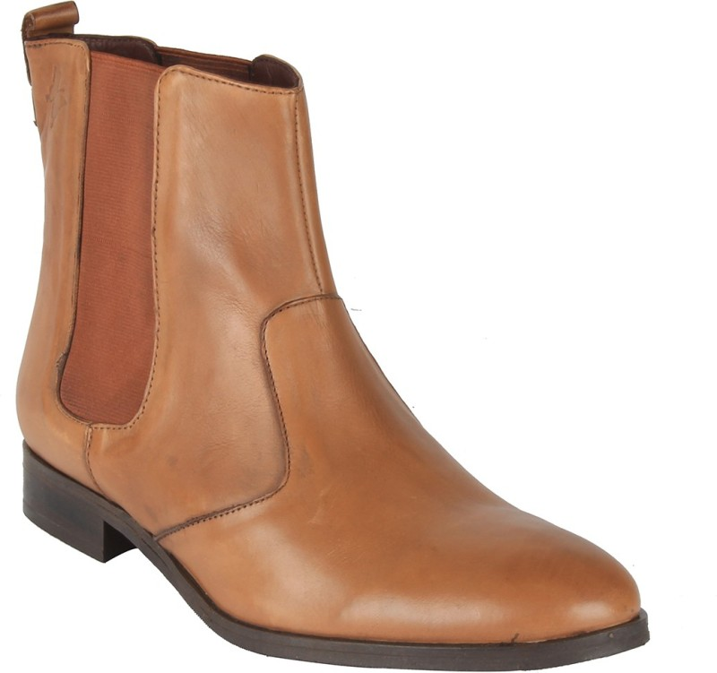 Salt N Pepper 11-590 Juliet Cognac Women's Boots Women's Boots For Women(40, Tan) image