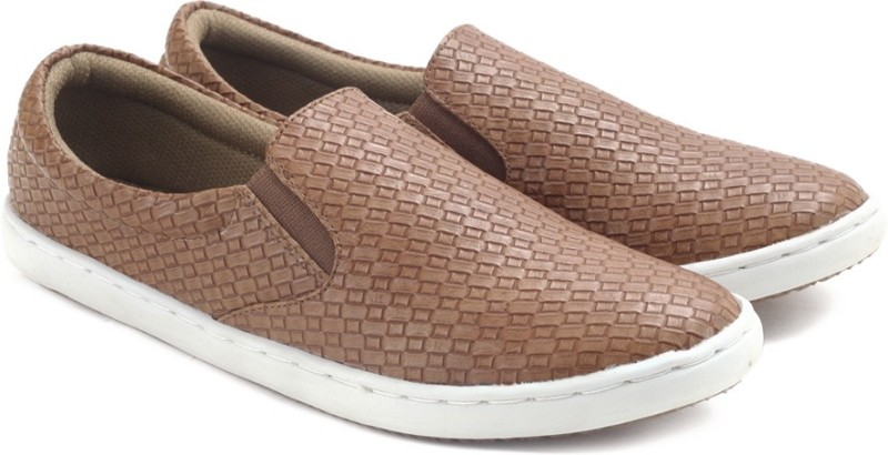 Carlton London CLL-4013 Sneakers For Women(Tan)
