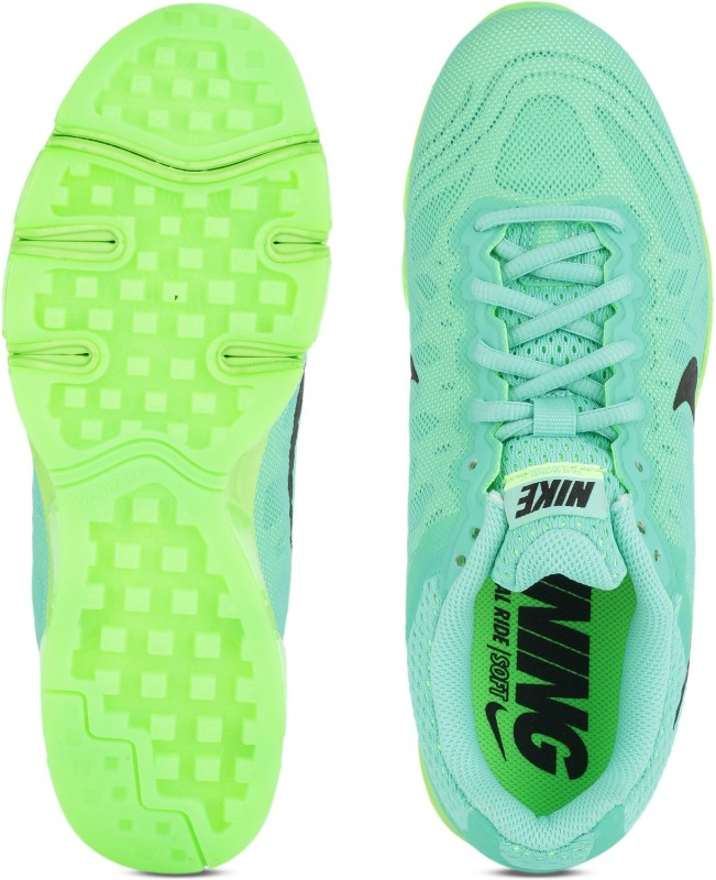 Nike WMNS AIR MAX TAILWIND 7 Running Shoes(Green)